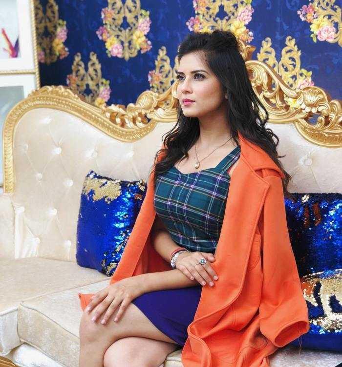 Aakansha Sareen Wiki