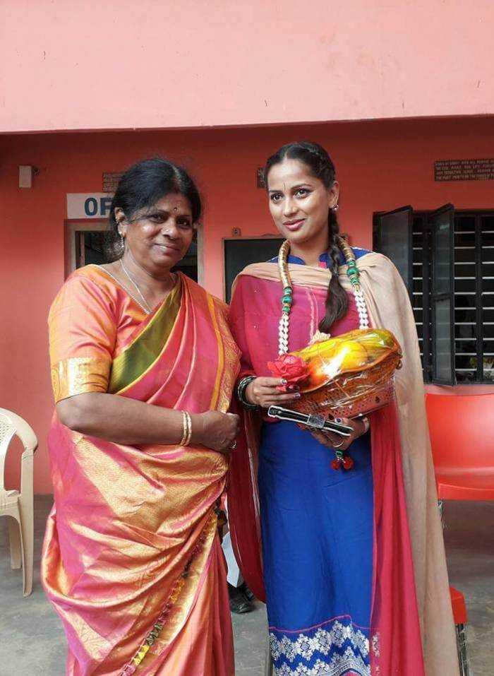 Akshatha Pandavapura Wiki