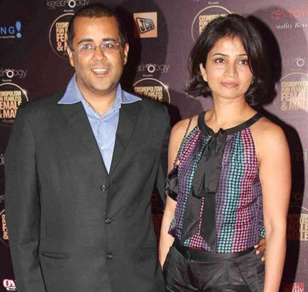 Anusha Bhagat (Chetan Bhagat Wife) Wiki, Biography, Age