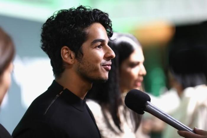 Ishaan Khatter Wiki