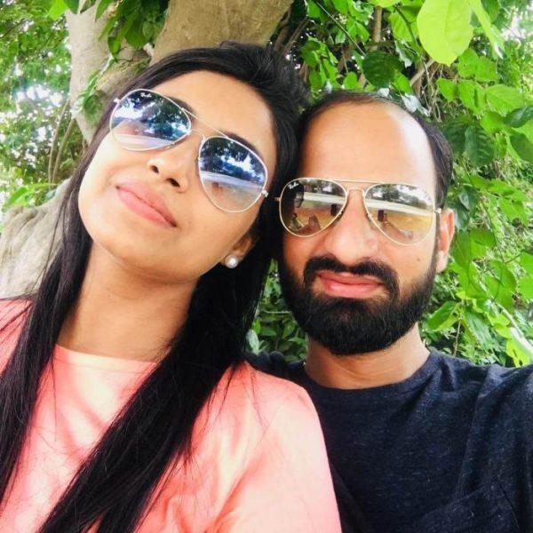 Kulwant Nagi Wife
