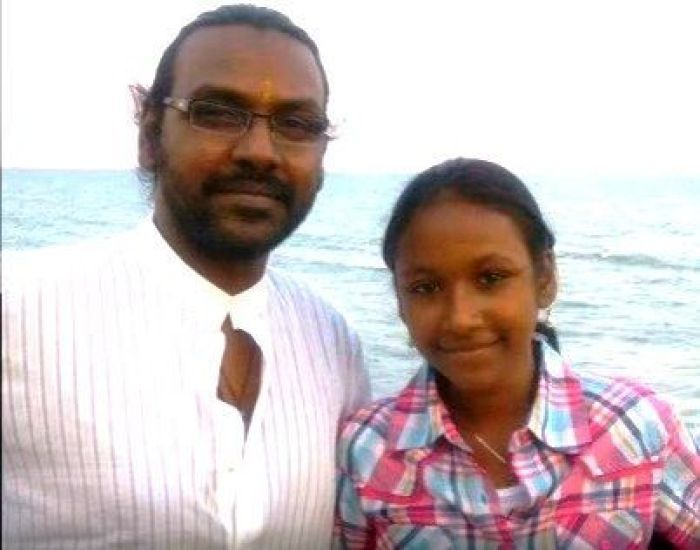 Raghava Lawrence Wife latha Wiki