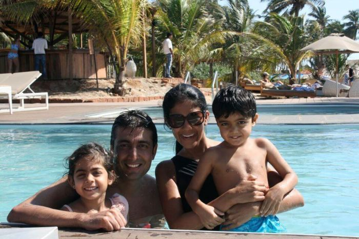 Rishad Premji Family