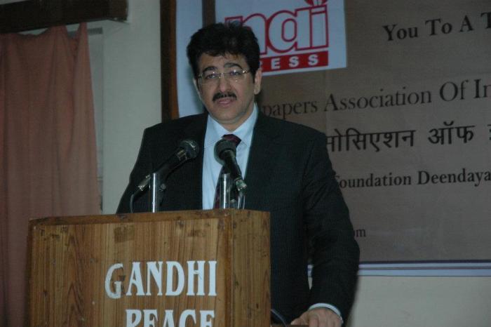 Sandeep Marwah wiki