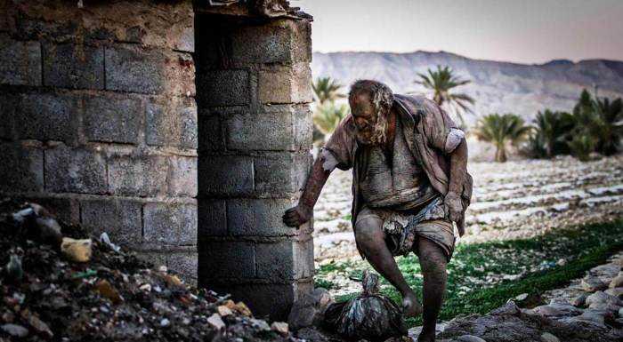 Worlds Dirtiest Man Amou Haji Images