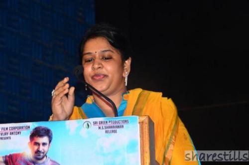 Fathima Vijay Antony Biography, Wiki, Age, Personal Details