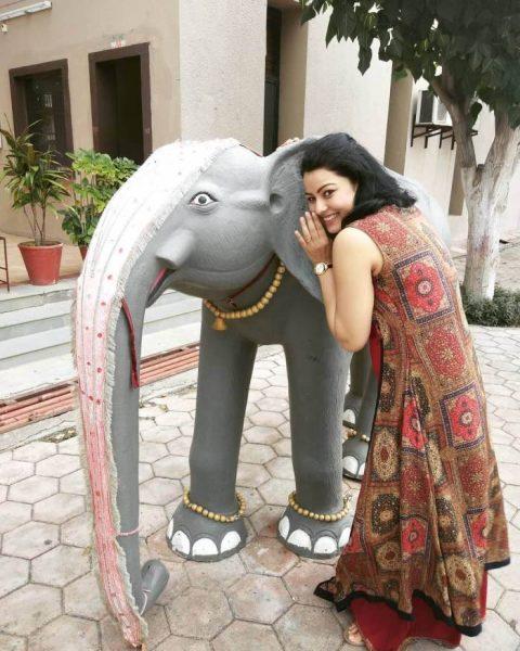 Actress Urmila Tiwari Photos