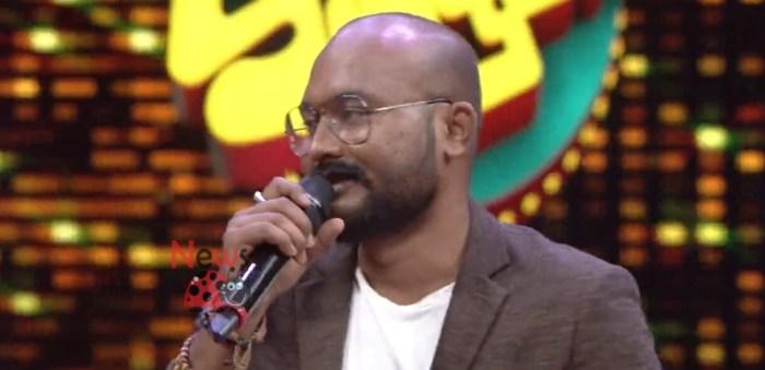 Yogi Sekharan Super Singer Images