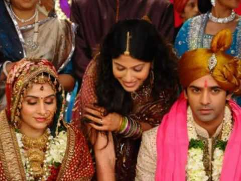Barun Sobti and Pashmeen Manchanda Wedding Photos