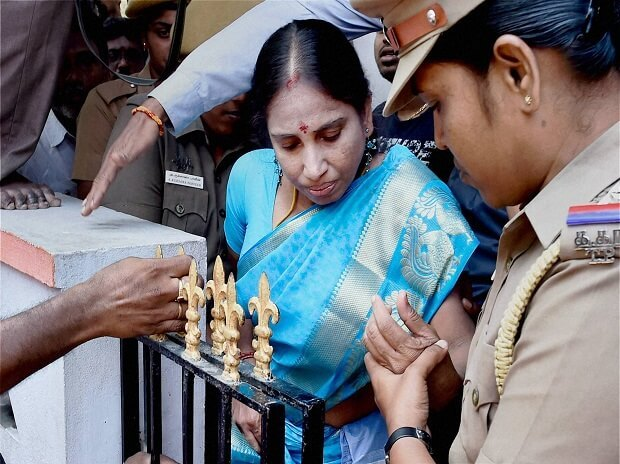 Nalini Sriharan Images